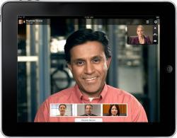 Cisco Jabber for iPad