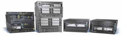 Cisco's WAN Edge Routers
