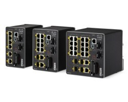 Cisco Launches New Industrial Switches