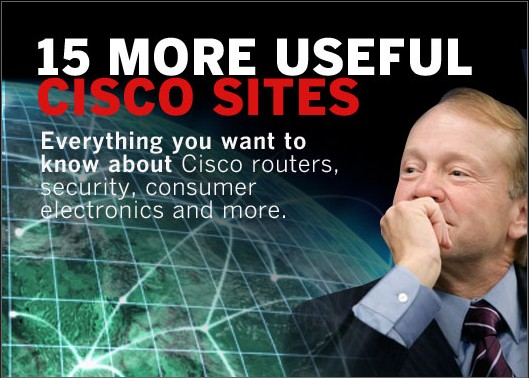 15 more useful Cisco sites