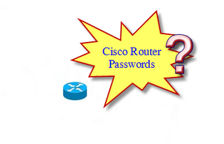 how to Setup Cisco Router Auxiliary, Console and Telnet Passwords