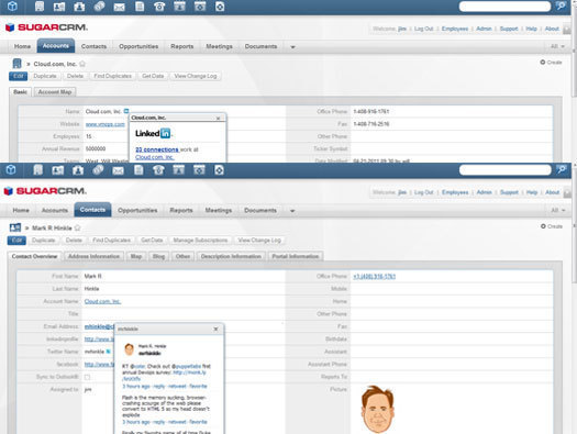 10 Social CRM Tools to Help You Keep Tabs on Your Customers-10