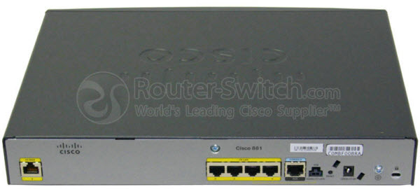 Cisco 881 router