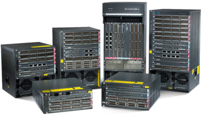 Cisco Catalyst 6500 vs. Cisco Nexus 70001