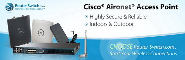 router-switch.com-CISCO aironet access Points