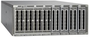 Cisco nexus 6004 40ge fixed-port switch