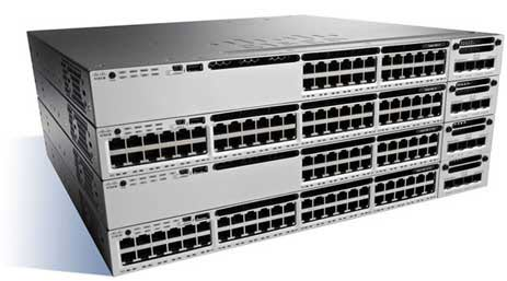 New Cisco Catalyst 3850 Switch