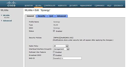 How to Configure a Cisco Wireless Network-Cisco Wlans Screenshot02