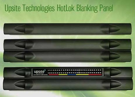 upsite hotlok blanking panel