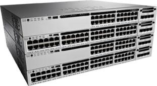 Cisco Catalyst 3850 Switch