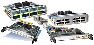 High-Density VoiceFax Network Modules for Cisco ISR-G1 and ISR-G2 Series