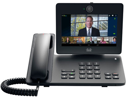 Cisco DX650 Desk Phone