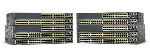 Cisco Catalyst 2960-24TC-L