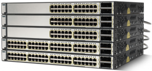 Cisco 3750X Series Switches
