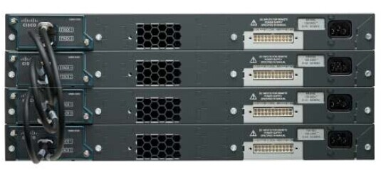 Cisco Catalyst 2960-S Switches with Cisco FlexStack Modules and Stack Cabling