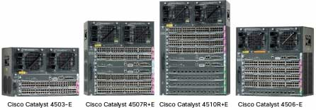 VSS on Cisco 4500/4500X Switches – Router Switch Blog