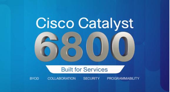Catalyst-6800