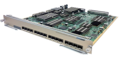 6800 Series 16-Port 10-Gigabit Ethernet Fiber Module
