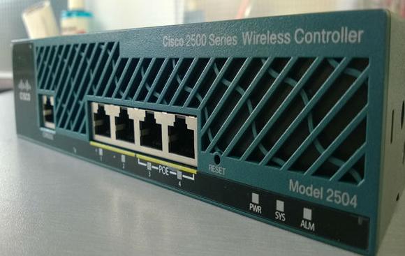 Cisco 2500 WLC-2504 Model