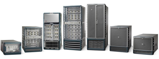 Cisco Nexus 7000 Series Portfolio