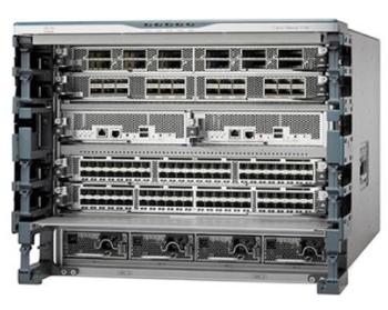 Cisco Nexus 7700 6-Slot Switch Chassis