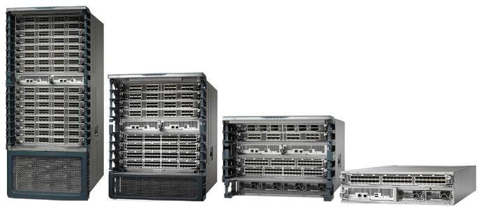 Cisco Nexus 7700 Switches-Chassis