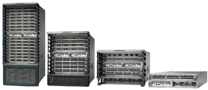Cisco Nexus 7700 Switches-Chassis