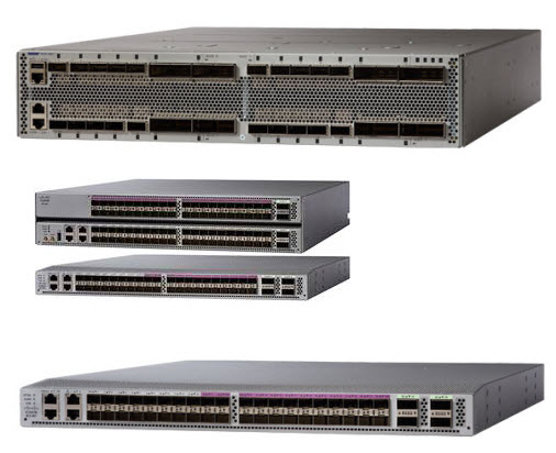 New Cisco NCS Series