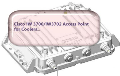 Cisco IW3702 Access Points-