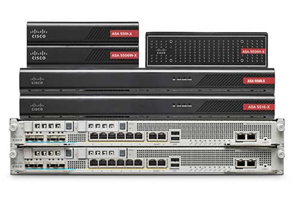 The Cisco ASA 5500-X Series
