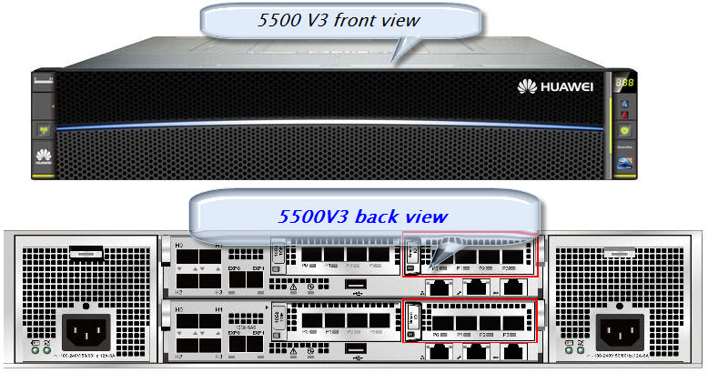 view of 5500 V3