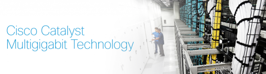 Cisco Catalyst Multigigabit Technology