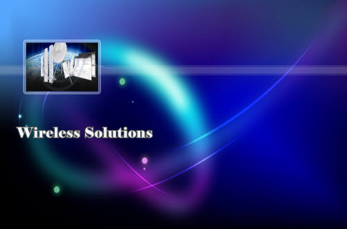 Wireless Solution-Cisco