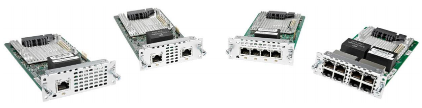Cisco 4000 T1,E1 NIMs