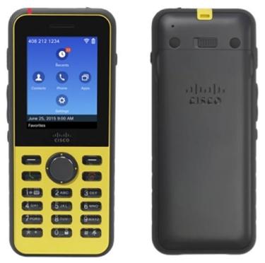 Cisco Wireless IP Phone 8821-EX-Figure