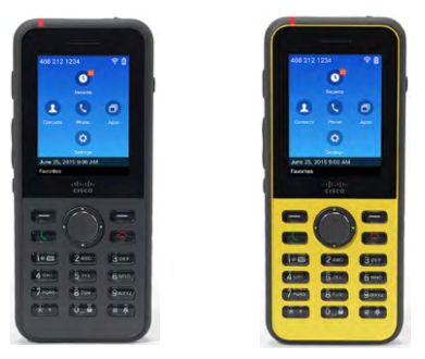 Wireless IP Phone 8821 & 8821-EX