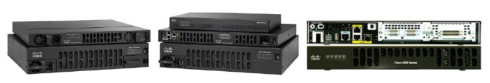 Cisco 4000 Series Integrated Services Routers