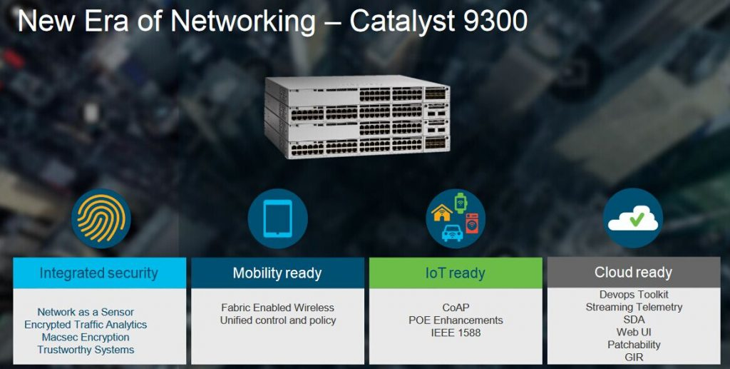 Why Migrate to Cisco Catalyst 9300 Switches? – Router Switch Blog
