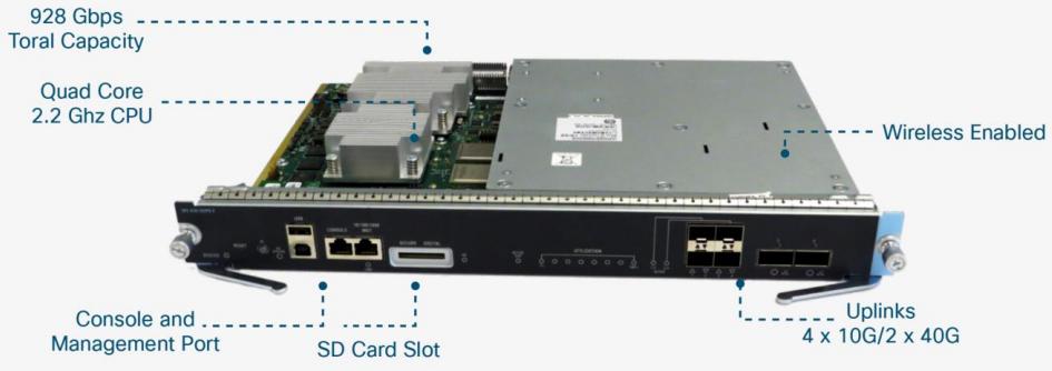 The New Cisco Catalyst 4500E Supervisor Engine 9-E – Router