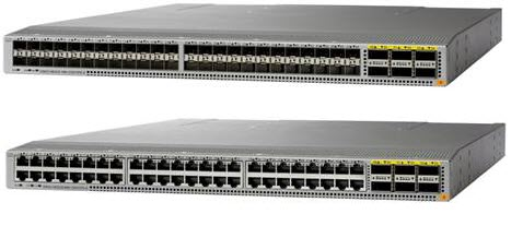 EoS and EoL Announcement for the Cisco Nexus 9372PX and 9372TX