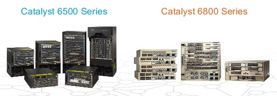 Cisco Catalyst 4500/6500/6800 Series Transition Guide