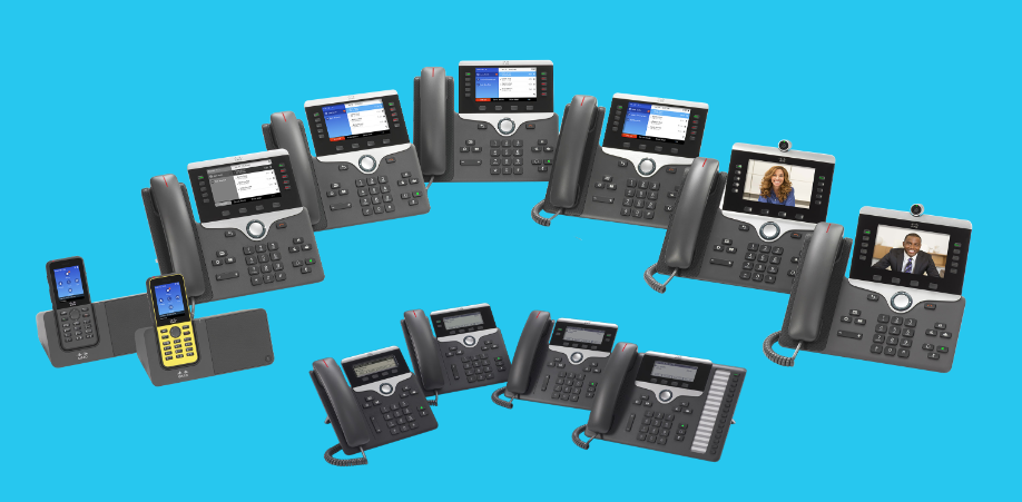 Cisco IP Phone 7800 and 8800 Series-Security Features for