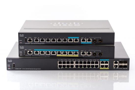 Next Generation Cisco SMB Switching-New Cisco 250 and 350