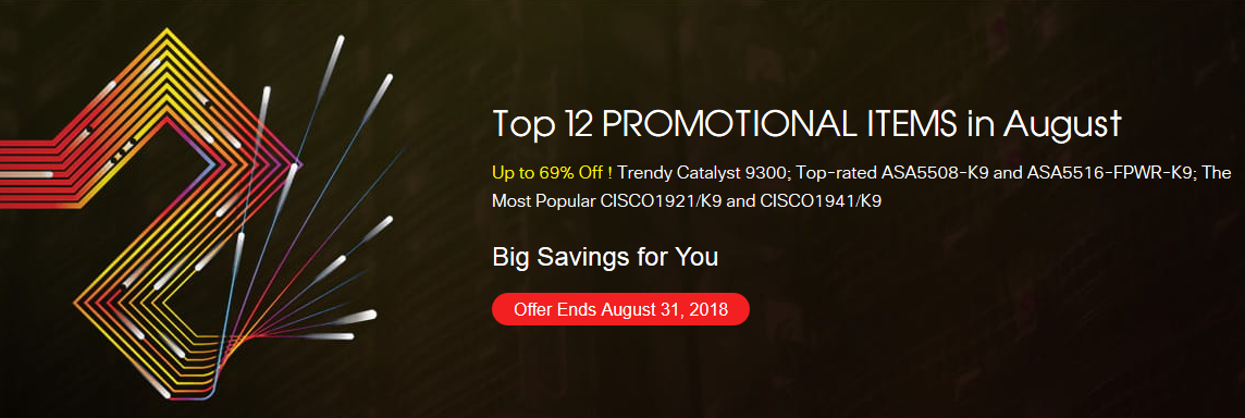 Cisco Catalyst 9300 Promotion – Router Switch Blog