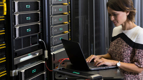 Top-rated HPE DL380, DL360 Servers and MSA Storage – Router