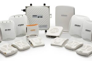 Selected Aruba Wireless Access Points and Mobility