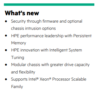 HPE ProLiant DL380 Gen10 Server : The World's Best-Selling