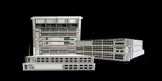 Catalyst 9500 Series Switch Installation Guide – Router