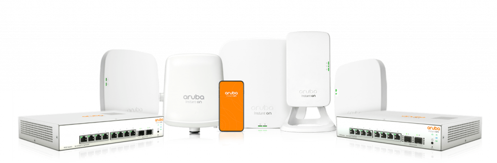 Aruba Instant on Series Datasheet: Switch and AP – Router Switch Blog